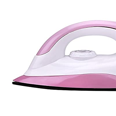Speed Waves Magic White Pink electronic dry iron