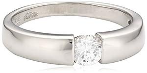 s.Oliver Basics  Damen-Ring Silber 925 Gr. 54 386203