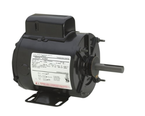 A.O. Smith C723V1A 1/3 Hp, Teao Enclosure, Ball Bearing, Reversible Rotation Transformer Cooling Tower Motor