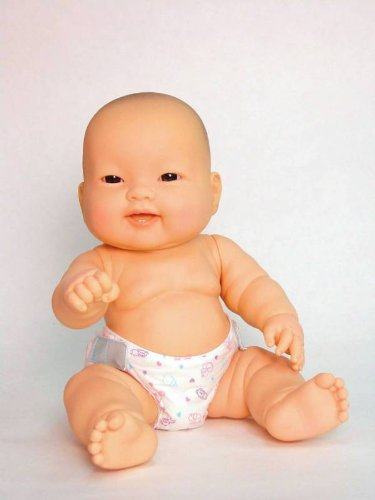 Childcraft Lots To Love Babies - Asian Doll - 10 Inches front-963975