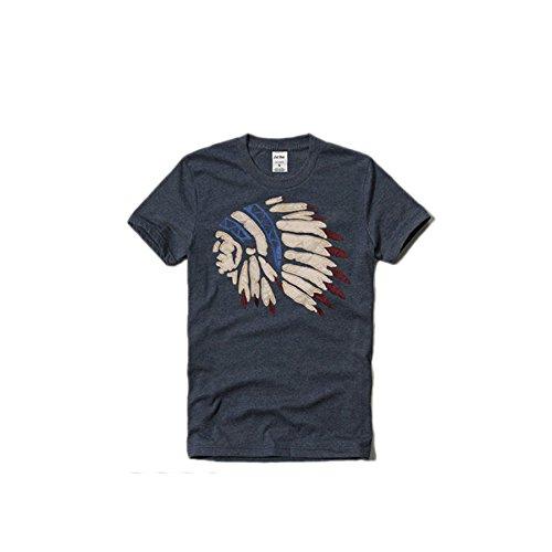 カリホリ(Cali Holi) Tシャツ (J)ネイビー 96563 Mサイズ メンズ -