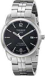 Tissot Men's T0494071105700 PR 100 Black Automatic Dial Watch