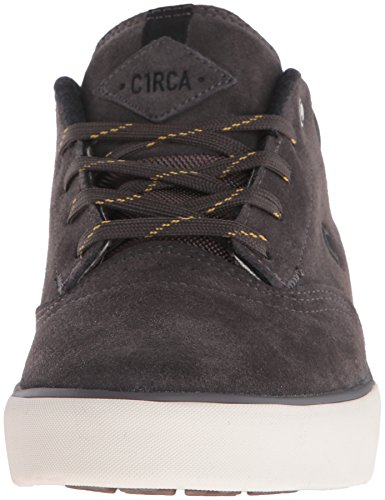C1RCA Men's Lakota SE Skateboarding Shoe, Shadow/Black, 9 M US