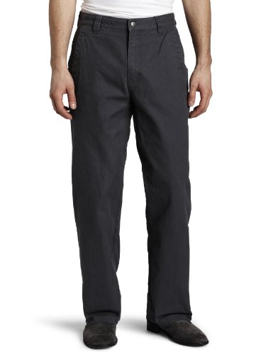 Mountain Khakis Men's Original Mountain Pant (Granite, 42-Width 32-Length)