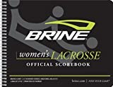 Brine WACSB9 Women's Lacrosse Scorebook (Call 1-800-327-0074 to order)