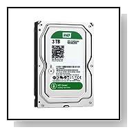 WD Green Desktop WD30EZRX Disque du