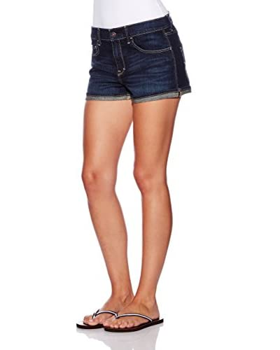 Abercrombie & Fitch Shorts The Courtney [Blu Scuro]