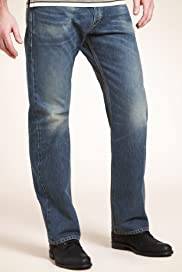 North Coast Straight Leg Selvage Jeans [T17-6943N-S]