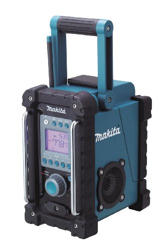 Makita BMR100 Job Site Radio Includes a MP3 Input