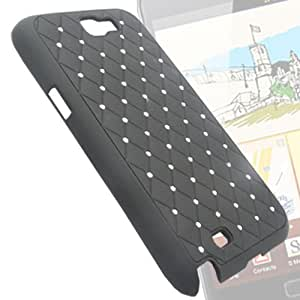 DIAMOND HARD Back Case Cover Pouch For Samsung Galaxy Note N7000 - BS03