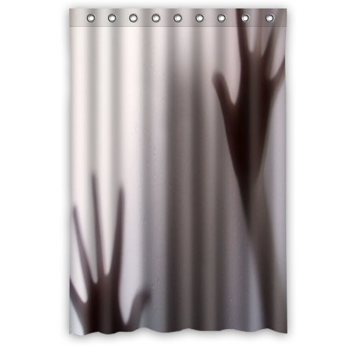 Horrific Halloween Shower Curtains