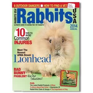 Rabbits USA Magazine 2014