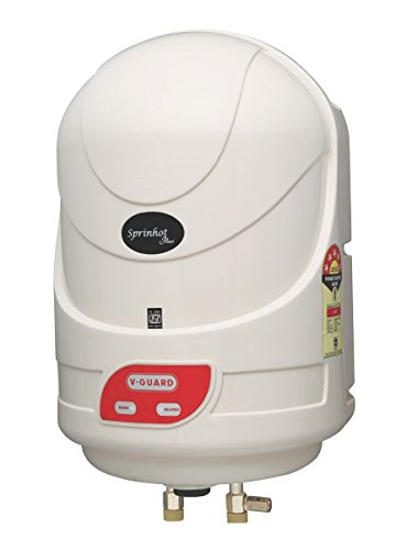 V-Guard Sprinhot Plus 6-Litre 3000-Watt Water Heater