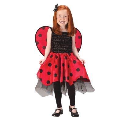 Ladybug Baby Shoes front-646979