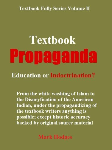 Textbook Propaganda (Textbook Folly)