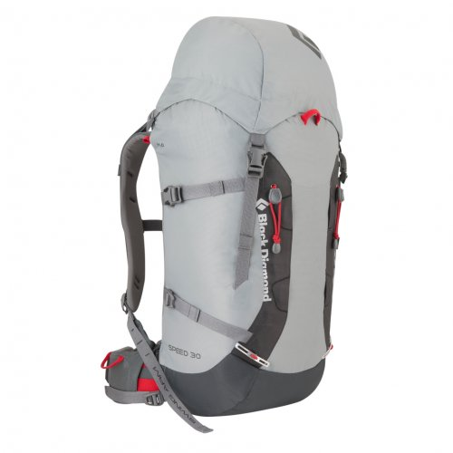 Black Diamond Speed 30 Backpack, Vapor Gray, Small