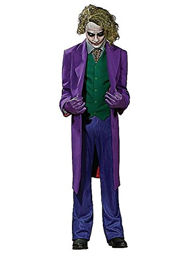 Rubies Costume Co R56215-L Grand Heritage The Joker Adult Size Large