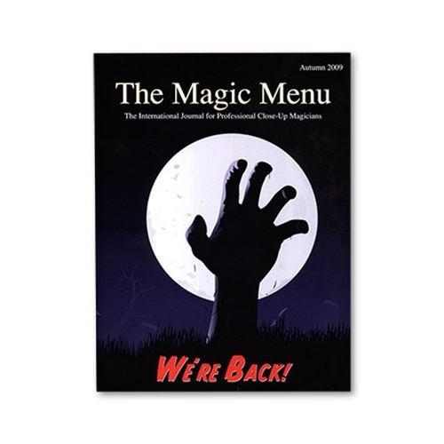 Magic Menu (Fall 2009) - Book