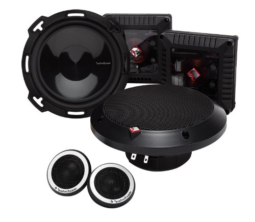 Rockford Fosgate T165-S 6.5-Inch Power Series Car Audio Component Speakers