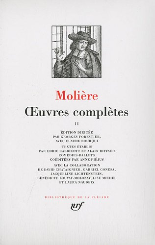 Oeuvres Completes Tome 2 :(Bibliotheque de la Pleiade) (French Edition)