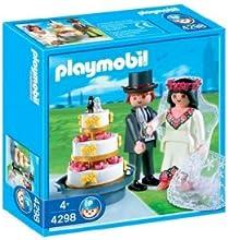 Comprar Playmobil 4298 Novios Con Tarta Nupcial