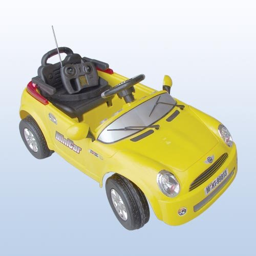 Kids Power Ride ON Toy Car Power Wheels 6V Battery Electric Speed Remote Control KMS99813