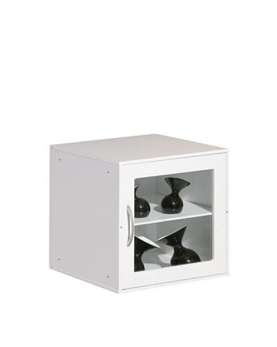 13 Casa Modulo Contenitore Simply Bianco