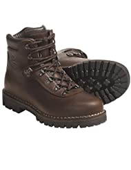 Alico Summit Backpacking Hiking Boots (For Men) - BROWN