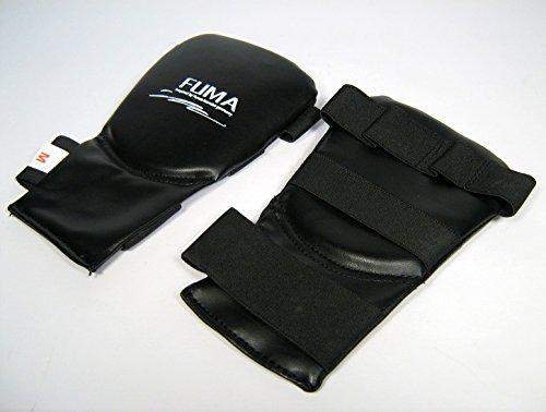 WT Handschützer, schwarz