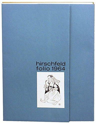 Hirschfeld Folio 1964: Ten loose plates in chemise. PDF