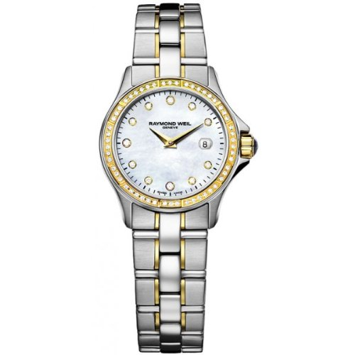 Raymond Weil Women's 9460-SGS-97081 Quartz Movement Watch