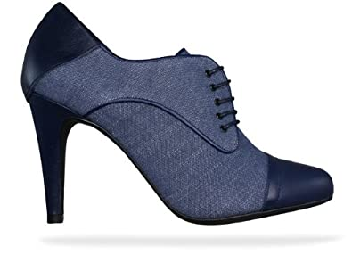 G-Star Raw Flame Matinee Womens Heels / Shoes - Blue - SIZE UK 4