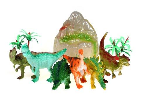 Jurassic Park Dinosaur Toys front-22634