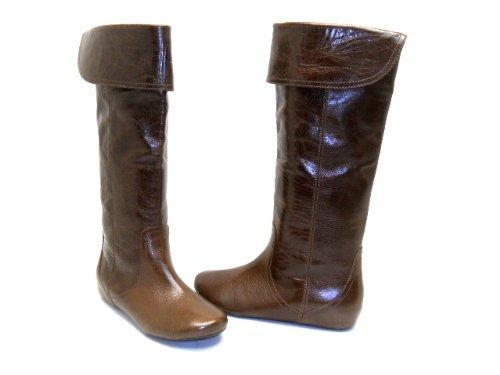 Mojo Moxy Women's Maven Pull-On Boot,Brown,7 M US