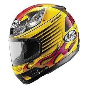ARAI PROFILE HOT ROD MOTORCYCLE Full-Face-Helmet