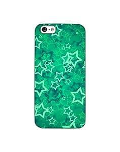 Dukancart Multicolor stars Back Cover for Apple iPhone 6 DDI60113