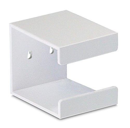 Trippnt 50760 Plastic Wall Mountable Cube Kleenex Box Holder 5 Width X 5 Height X 5 Depth