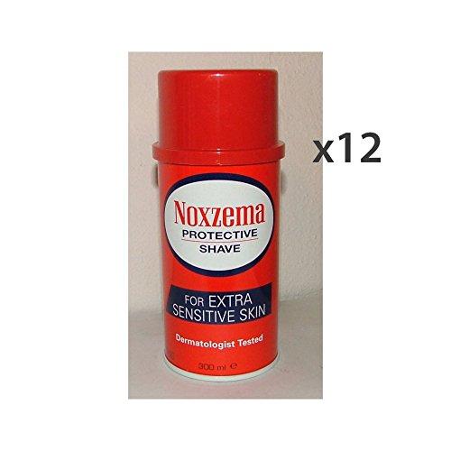 set-12-noxzema-schbarba-rossa-psensibili-300-ml-las-espumas-y-cremas-de-afeitar