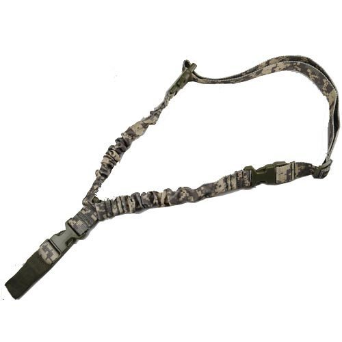 Ultimate Arms Gear Heavy Duty Qd Quick Detach Acu Army Digital Camo Camouflage Bungee Strap Ar15, Ar-15, M4,M-4, M16,M-16 Rifle-Shotgun-Gun Qd Quick Detatch