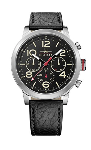 tommy-hilfiger-jake-mens-quartz-watch-with-black-dial-analogue-display-and-black-stainless-steel-str