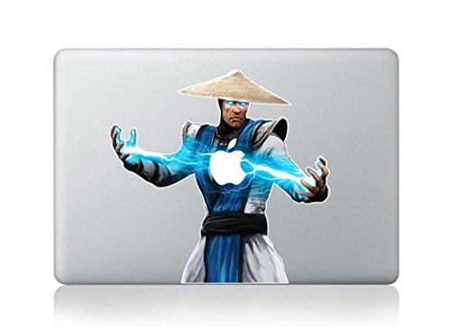 Mortal Combat Battle Dc Cartoon Character Decal Sticker for Macbook Laptop Air Pro Retina 13 Inch (Mortal Kombat Cartoons)