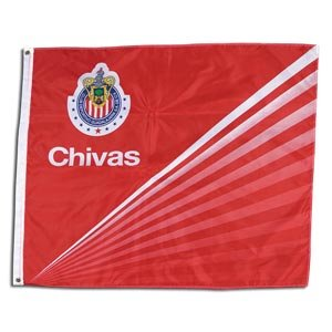 Kole Officially Licensed Chivas Horizontal Flag