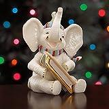 Snowy Day Elephant Figurine by Lenox
