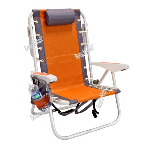 Ultimate Backpack Beach Chair Cooler