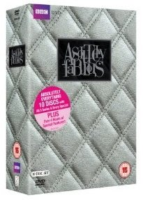 Absolutely Fabulous Complete Series 1, 2, 3,