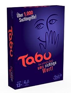 Hasbro A4626100 - Tabu; Neue Edition 2013