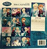 Disney Frozen 12 Month 2016 Calendar