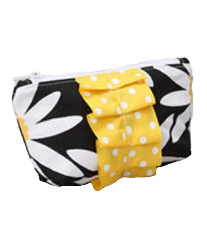 Caught Ya Lookin' Diaper Bag Mother's Cosmetic Purse, Daisy Mae