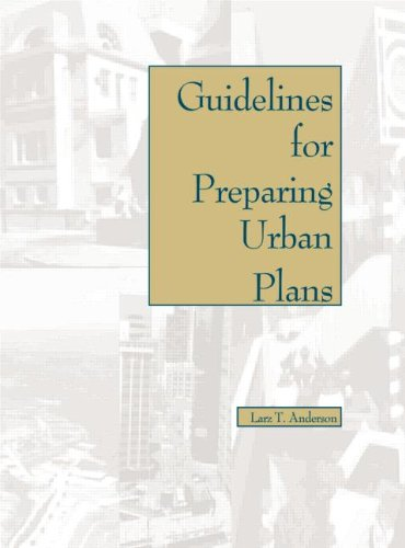 Guidelines for Preparing Urban Plans