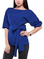 Laura Bettini Blusa (Azul Tinta)